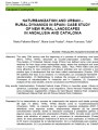Naturbanization in Spain: Case study of new rural landscapes...